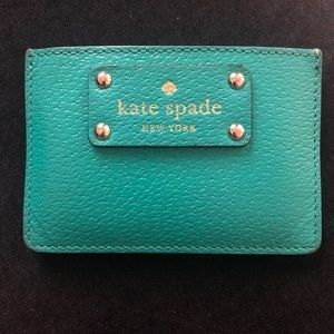 Kate Spade Card Slot Wallet